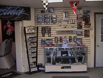 Mega Watt Car Audio - Display in store