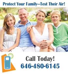 habitat safe solutions - test your home's air