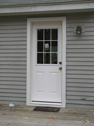 Northshore Siding and Window - exterior door installation results