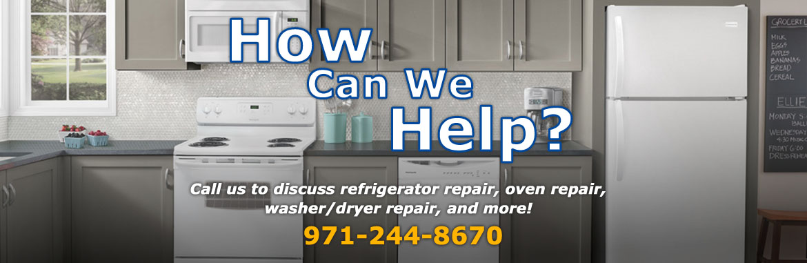 Appliance Repair Refrigerator Repair Washing Machine