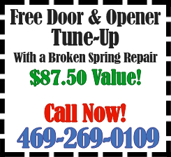 Allstar Garage Door Repair - Coupon
