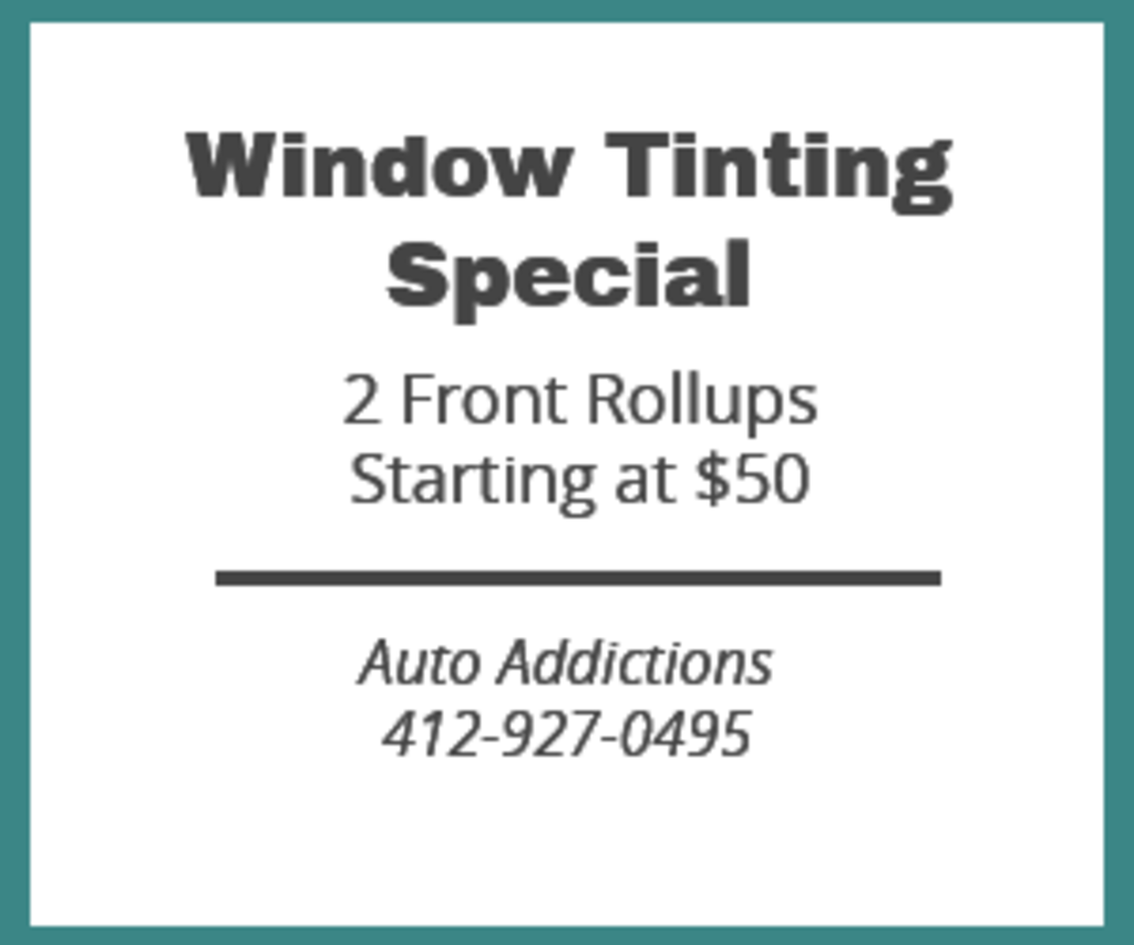 Window Tinting Special