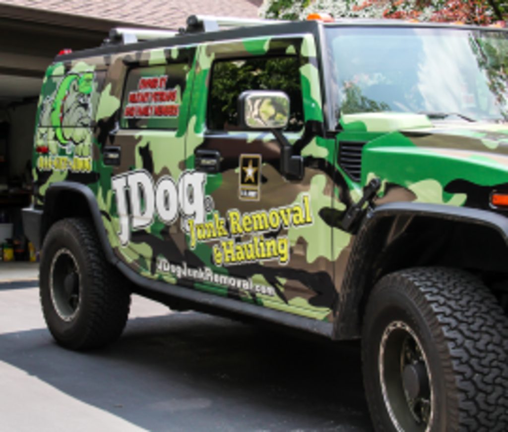JDog Junk Removal Capital Region - Ready to take away your scrap metal