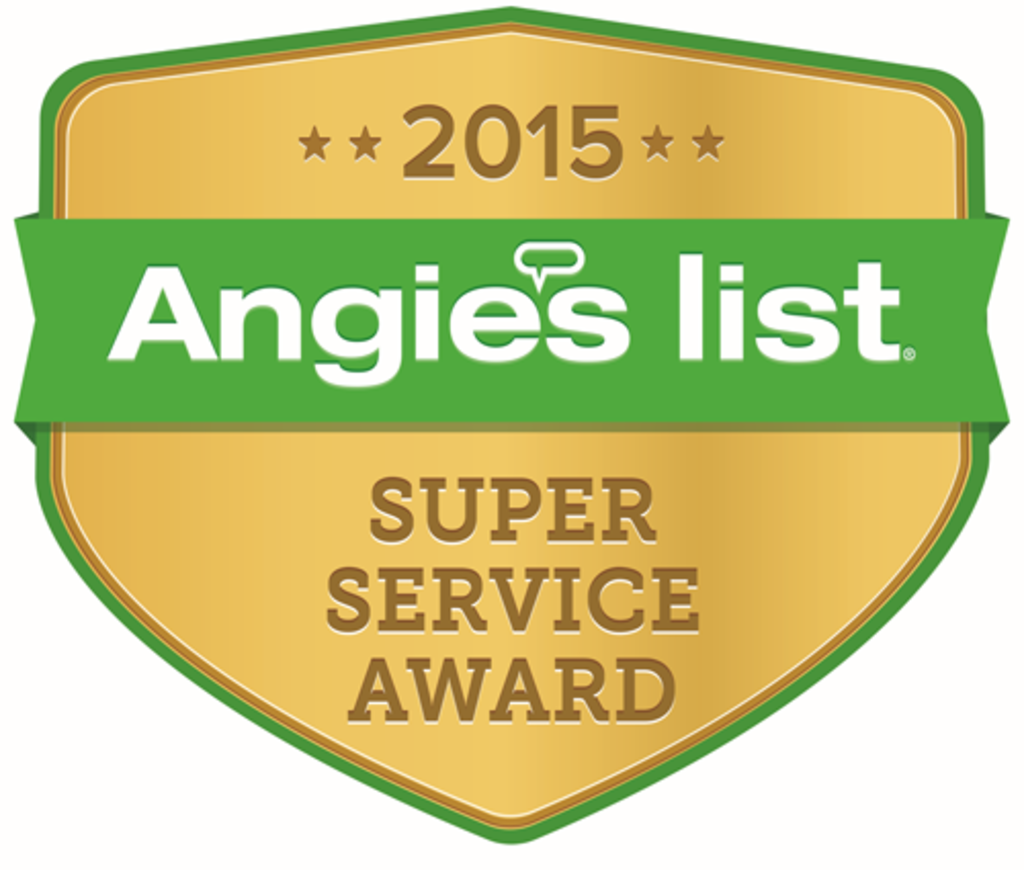 Thermal Specialties and Installation Co - Angieslist 2015 Super Service Award