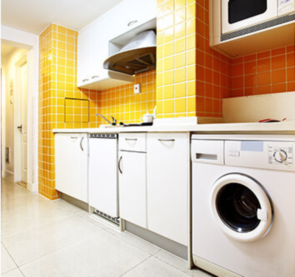 Atlas Appliance Repairs - Dryer in Kitchen