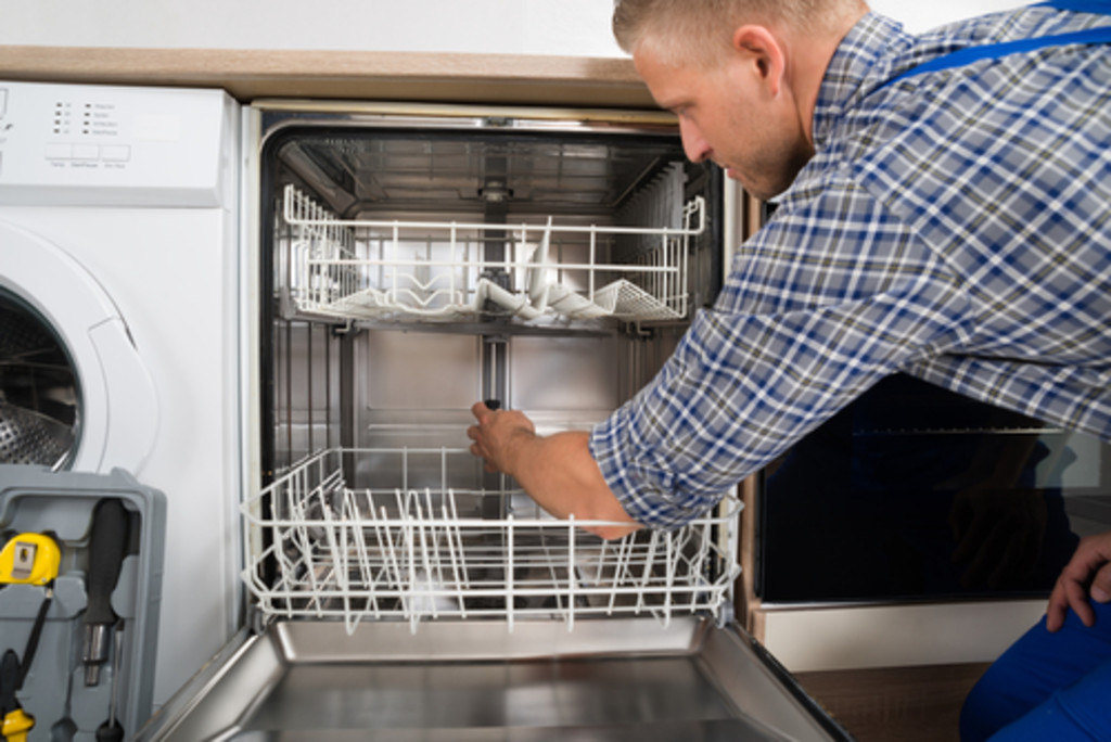 Atlas Appliance Repairs - Fixing a Dishwasher