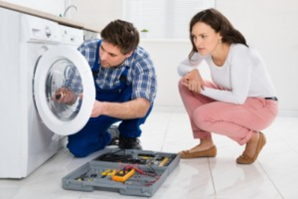 Atlas Appliance Repairs - Fixing a Washer