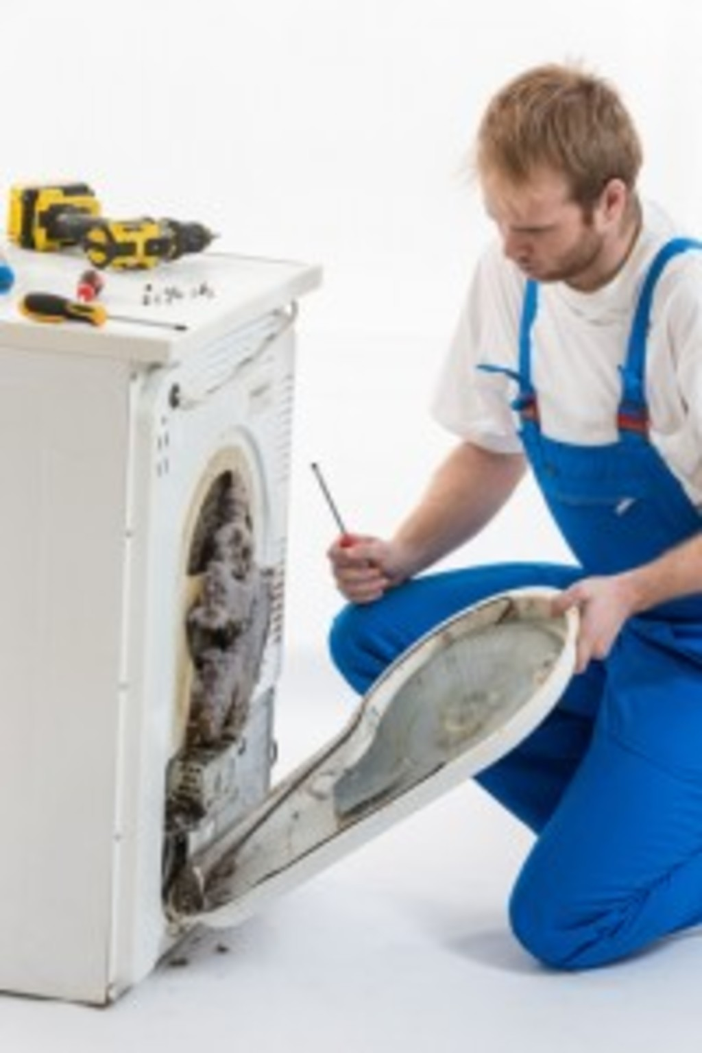 Atlas Appliance Repairs - Fixing a Dryer