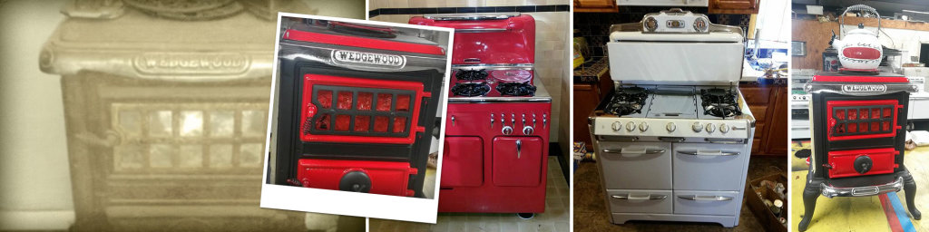Vintage Appliance Restoration - Restored Appliances 2