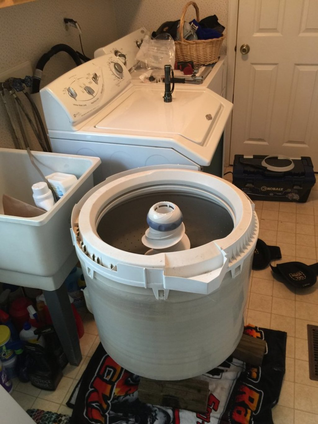Northeast Appliance Service, LLC - Fixing a Washer and Dryer