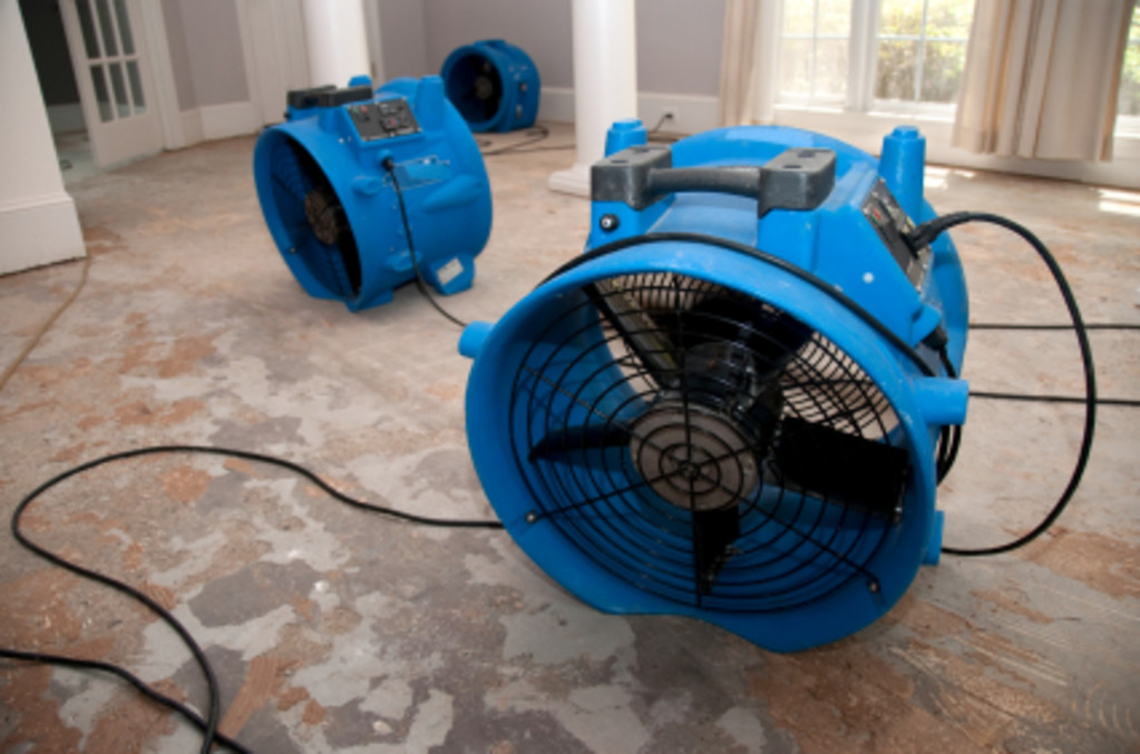 Arkansas Power Dry - Drying fans