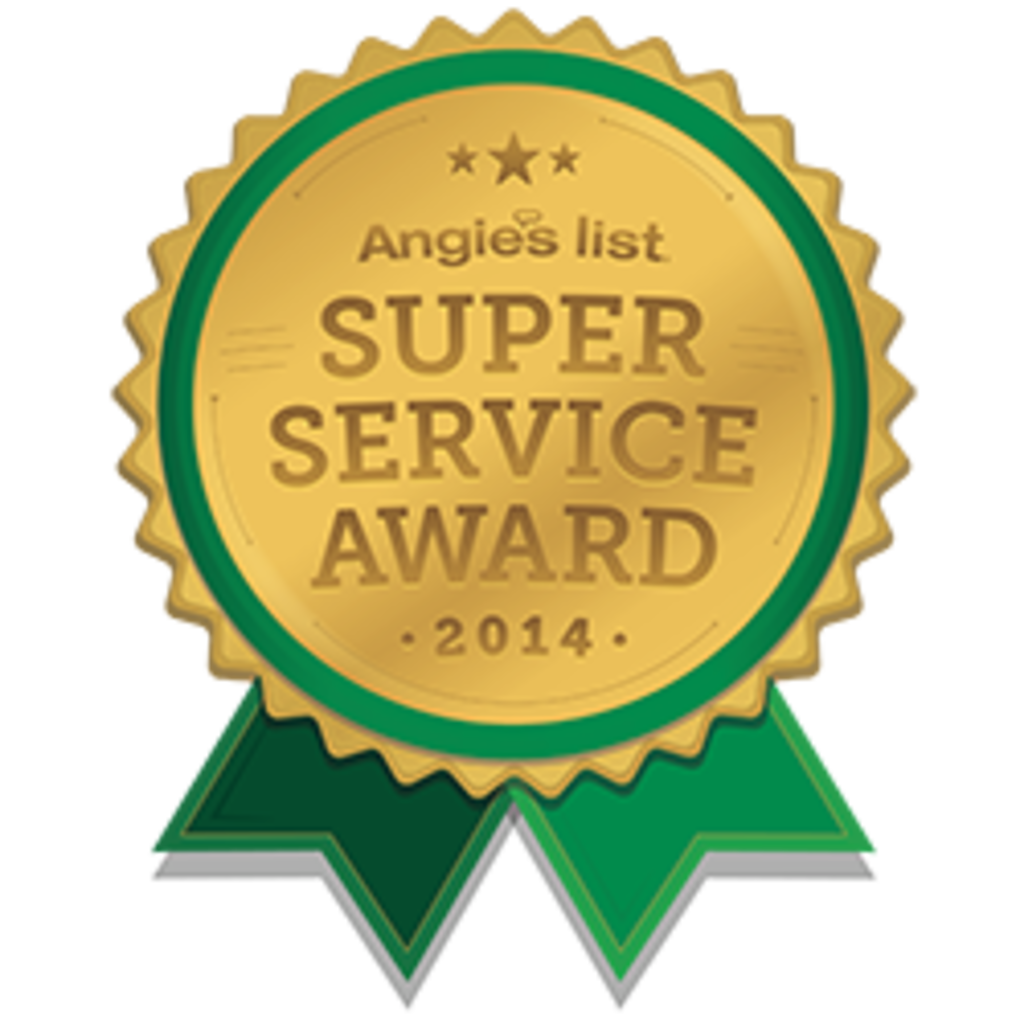 Yocum Shutters and Blinds -Angie's List Award