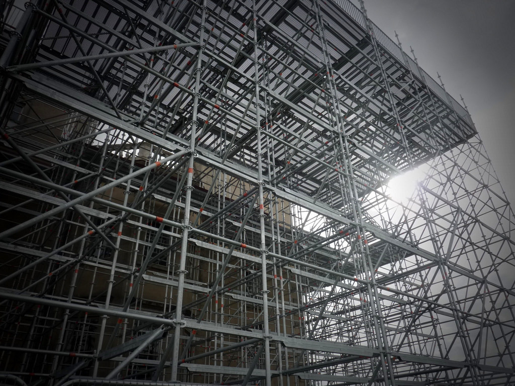 Shaman Industrial Group - Scaffolding 2