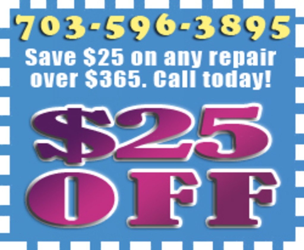 US Appliances Services - Coupon
