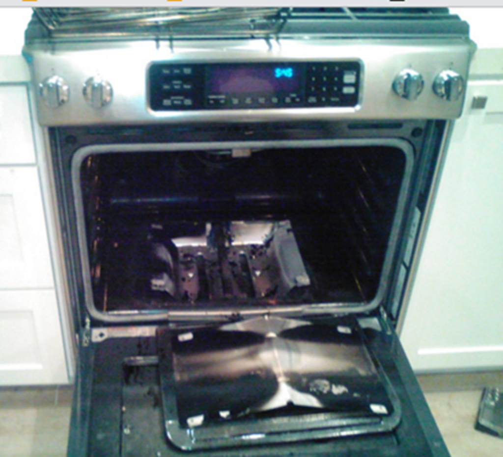 Advancetech Appliance Service - Oven Repair 3