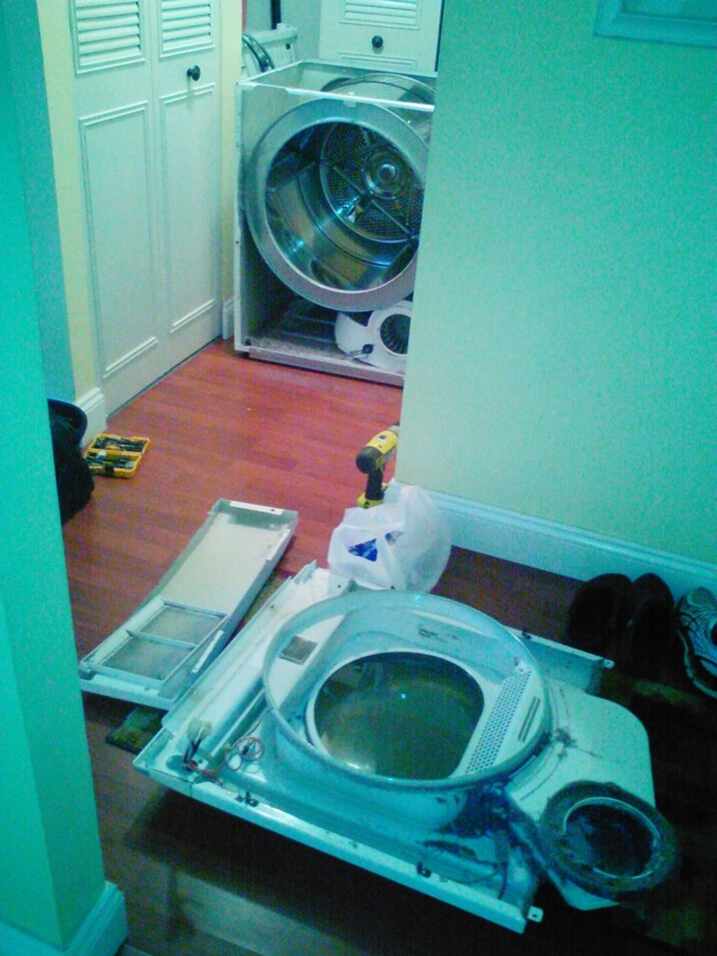 Advancetech Appliance Service - Washer and Dryer
