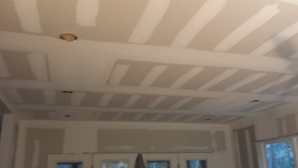 Hebe Drywall - Ceiling Job