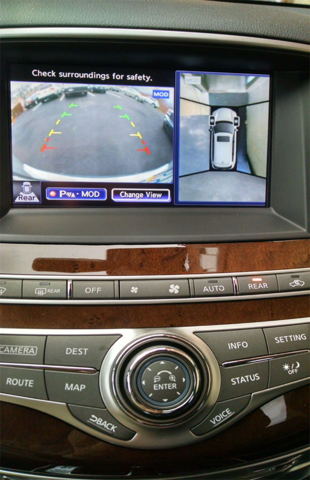 Cinemagic Automotive Electronics - Backup Camera