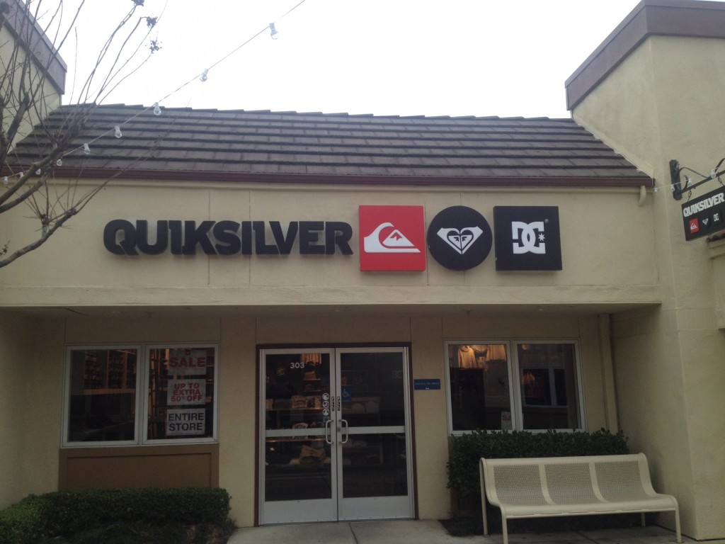 RS Handyman - Quicksilver Store With Work Done
