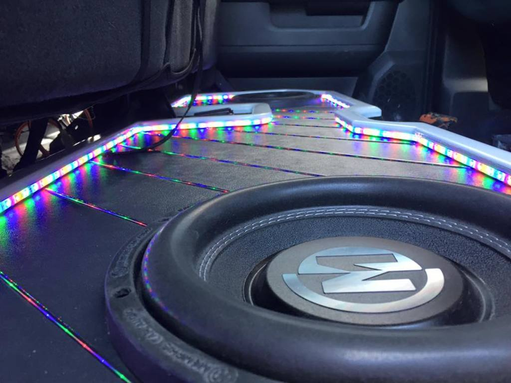 Custom Sights & Sounds - Installed Speakers