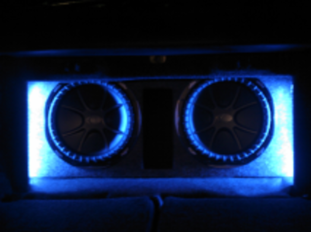 Audio Extremist - Speakers with LED