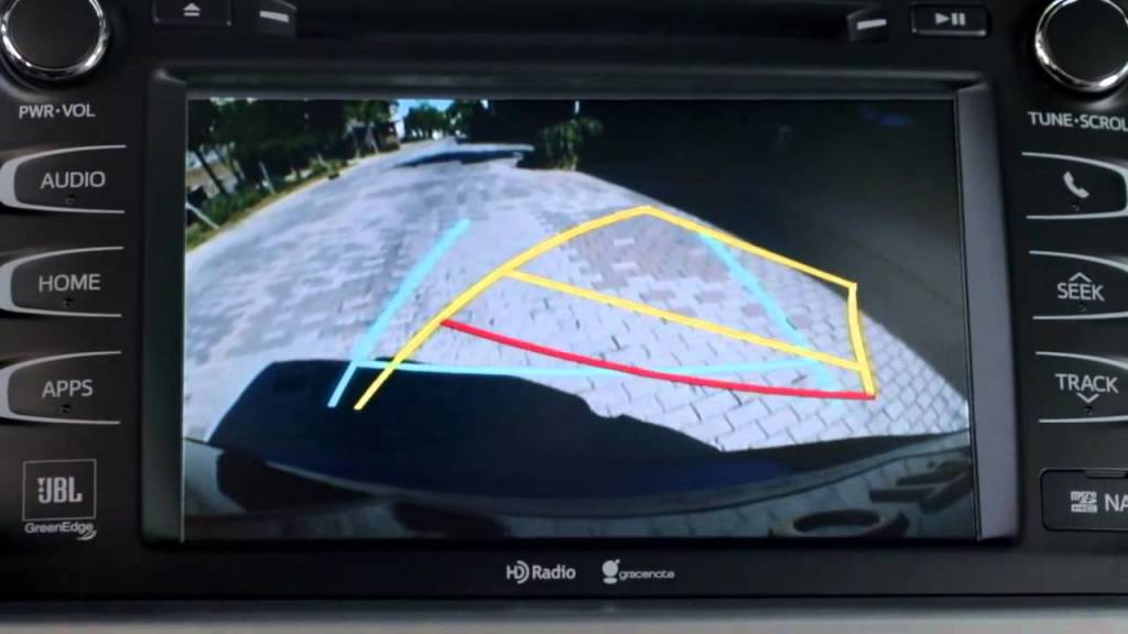 Audio Extremist - Backup Camera