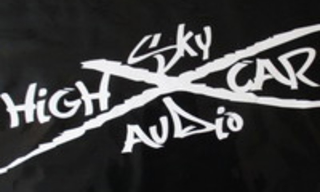 Audio Extremist - Sky High Logo