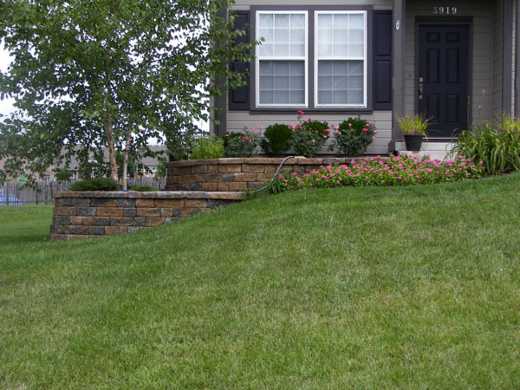 Heartland Lawn and Landscape - Front Lawn 3