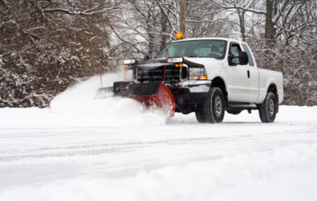 Heartland Lawn and Landscape - Snow Plowing