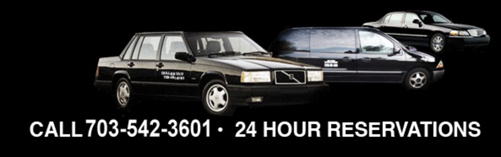 Dulles Taxi and Sedan - 24 Hour Reservations