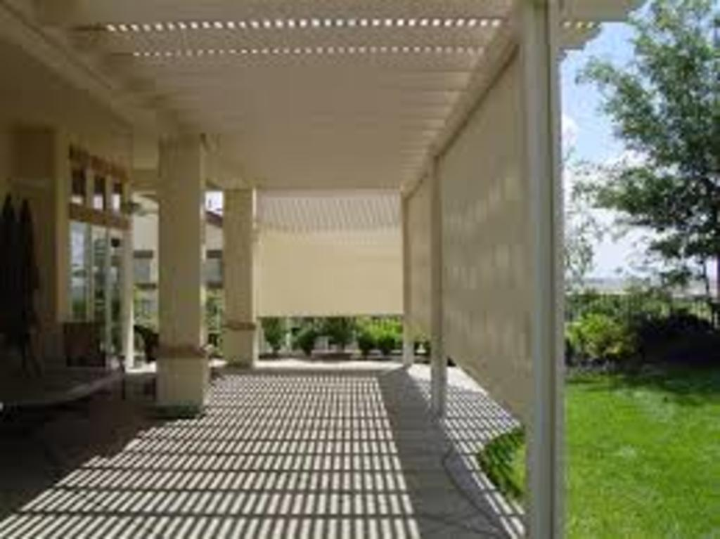 Beautiful Home Impressions   Covered Patio