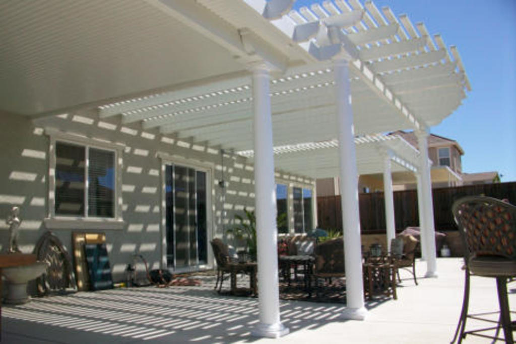 Home Impressions - Covered Patio