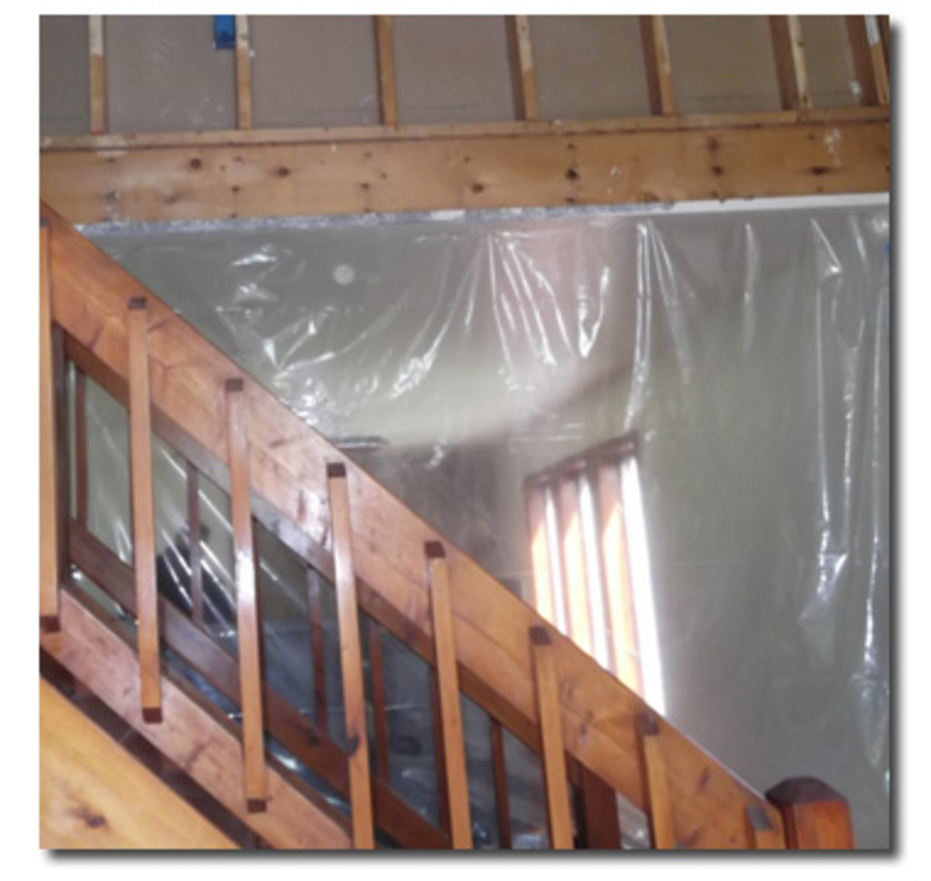 Sani Tech Environmental - Mold Remediation Job