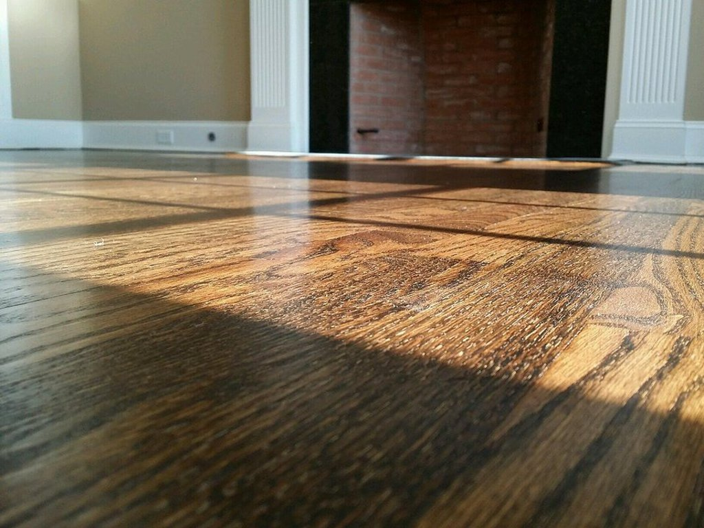 The Hardwood Guys - Refinished Floor