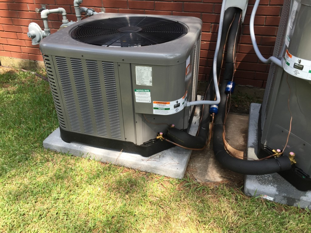 DD Mechanical Services - Heat Pump Unit 2