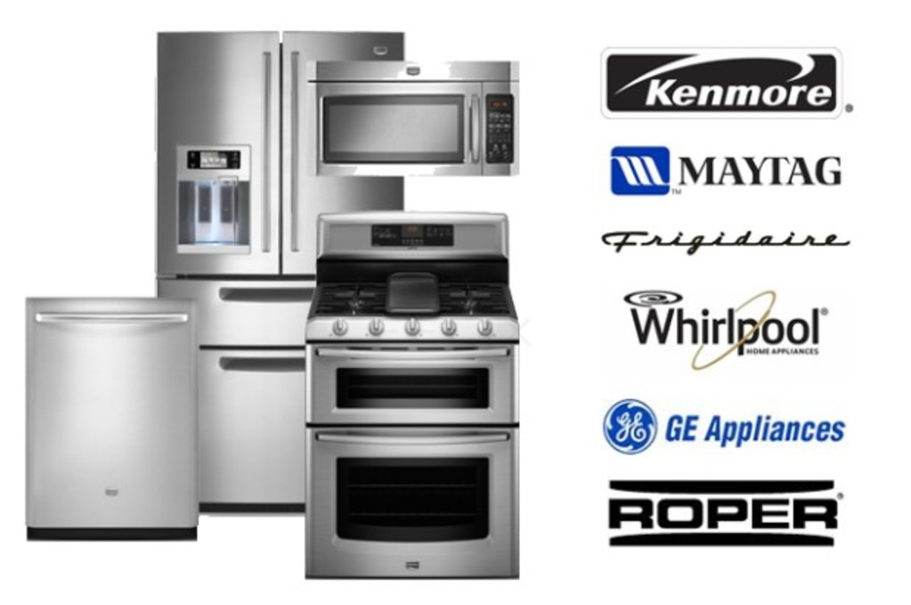Econo Appliance Repair - Appliances We Repair