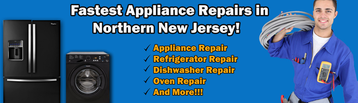 Northern Jersey Appliance Header