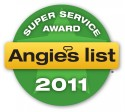 Fifth Avenue Appliance Service - Super Service Award 2012