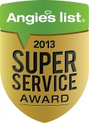 Fifth Avenue Appliance Service - Super Service Award 2013