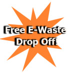 Free E-Waste Drop Off