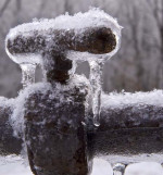 Mike O'Brien Heating - Frozen pipe