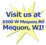Visit our Mini Shop Location on Mequon RD!