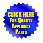 Morris County Appliance Repair  -Parts Available