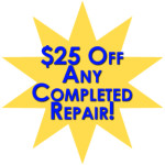 $25 Off Appliance Repair - NYC