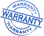 Mike's Repair & Service - Warranty Logo