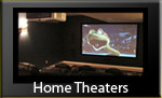 Cinemagic Automotive Electronics- Home Theater Installation