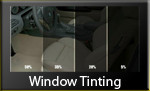 Cinemagic Automotive Electronics- Window Tinting
