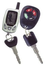 Autohaus - Keys with remote starter feature