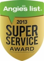 A-Ok - Angies List Super Service Award