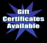 Original Soundz - Gift Certificates Available